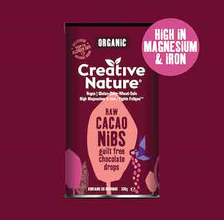 Organic Cacao Nibs from Creative Nature in Superfoods, Health Foods