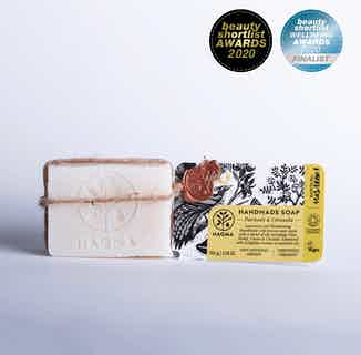 Artisan Organic Handmade Patchouli & Citronella Soap from Haoma in Soaps & Hand Wash , Hygiene