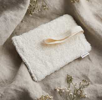 Organic Cotton Towel Bath None Sponge | Variety of Colours from Tabitha Eve in Bath & Shower, Sustainable Beauty & Health