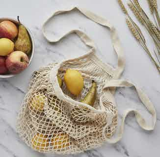 GOTs Organic Cotton Produce Market Bag from Tabitha Eve in Reusable Shoppers, Household & Laundry