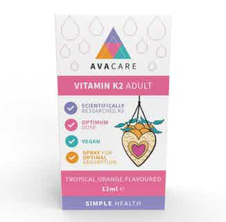 Vitamin K2 Adult from AvaCare in Vitamins & Supplements, Sustainable Beauty & Health