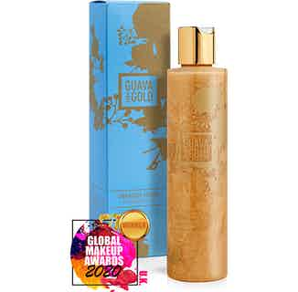 Paradise Found | Luxury Moisturising Vegan Bath and Shower Gel | 250ml from Guava & Gold in Bath & Shower, Sustainable Beauty & Health