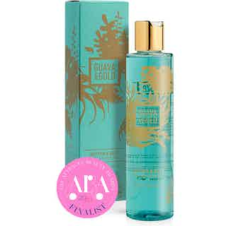 Rhythm and Reef   Luxury Vegan Energising Bath and Shower Gel   250ml from Guava & Gold in Bath & Shower, Sustainable Beauty & Health