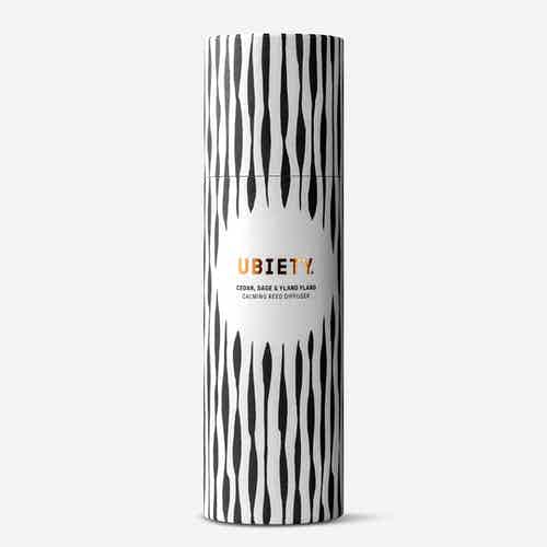 Cedar, Sage & Ylang Ylang | Essential Oil Reed Diffuser | 115ml from Ubiety in Lighting & Candles, Homeware
