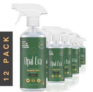 Eco- Friendly All-Purpose Antibacterial Disinfectant   12x 500ml from Opal Eco in Cleaning Products, Household & Laundry