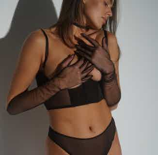 Iconic Open Bustier from Aurore
