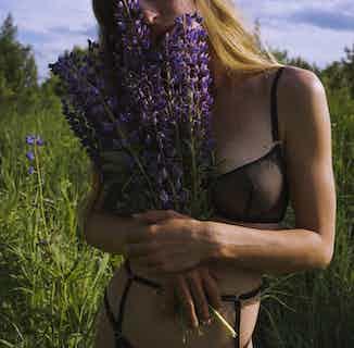 Nikita Suspender Strap from Aurore in Suspenders, Underwear