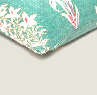 Gulshan Floral Cushion Cover from Tikauo in Cushions & Covers, Furnishings