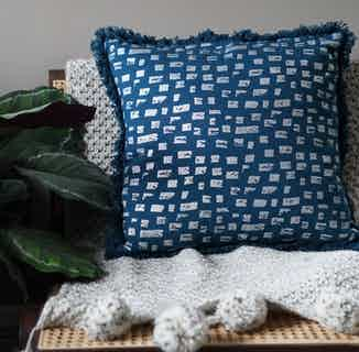 Mirage Bricks Cushion Cover from Tikauo in Cushions & Covers, Furnishings