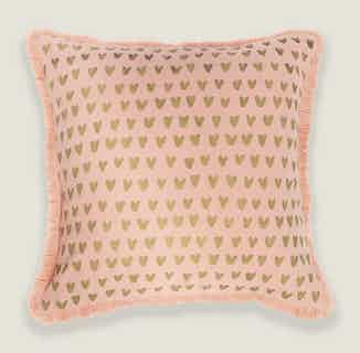 Mirage Heart Cushion Cover from Tikauo in Cushions & Covers, Furnishings