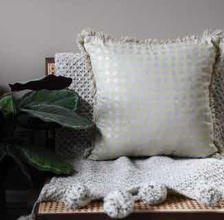 Mirage Triangle Cushion Cover from Tikauo in Cushions & Covers, Furnishings