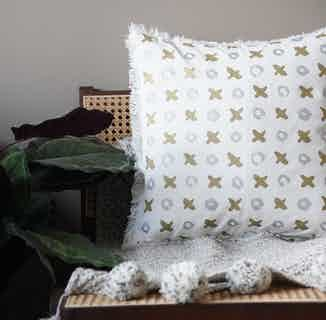 Mirage XOXO Cushion Cover from Tikauo in Cushions & Covers, Furnishings