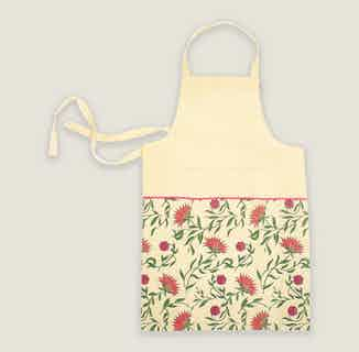Firdos Floral Aprons from Tikauo in Cooking, Kitchen