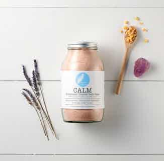 Calm Himalayan Bath Salts from Corinne Taylor