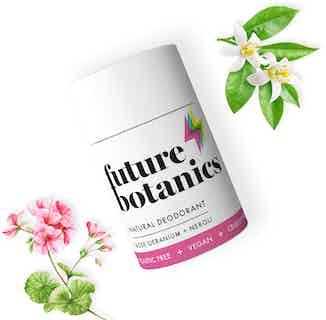 Rose Geranium + Neroli Natural Deodorant 70g from Future Botanics in Deodorants, Hygiene