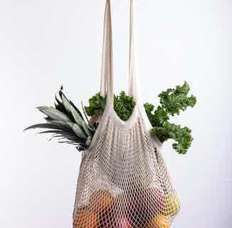 100% Organic Cotton Reusable Bag from Ceae in Reusable Shoppers, Household & Laundry