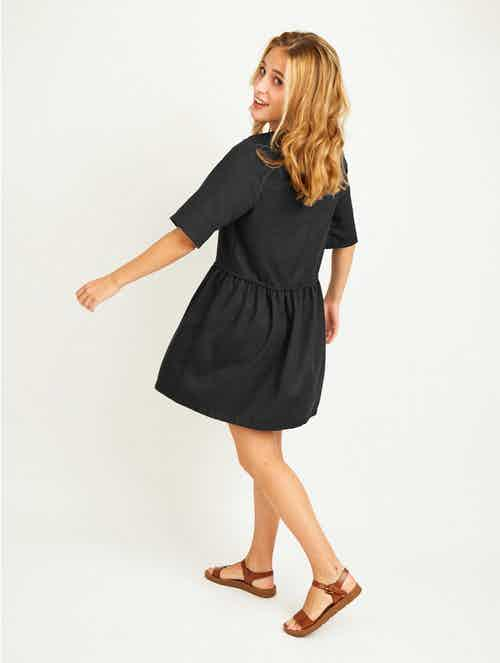 Febe| Lyocell Dress | Alternative Colours Available from Fouremme in Dresses, Dresses & Skirts