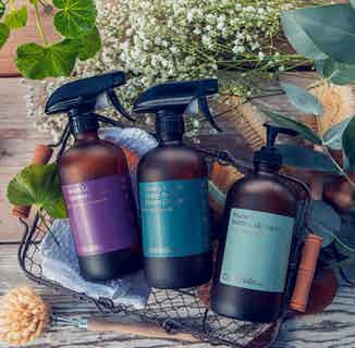 The Essentials | Eco friendly cleaning products from Colt & Willow in Cleaning Products, Household & Laundry