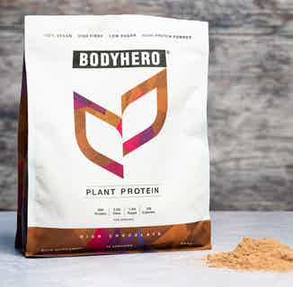Plant Based Protein Powder | 960g  | Rich Chocolate from Bodyhero