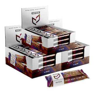 The Protein Bar Bundle | Plant Based Protein Bars | 3 x 12 Bar Boxes from Bodyhero