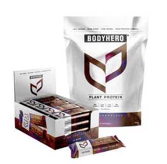 The Take'n'Shake Bundle   Plant Based Protein Bundle Mix from Bodyhero in Nutrition, Sustainable Food & Drink