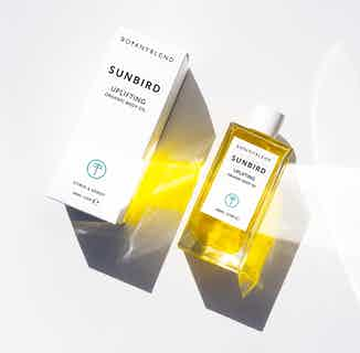 Sunbird   Organic Uplifting Body Oil   Citrus & Neroli   100ml from Botany Blend in Body, Skincare