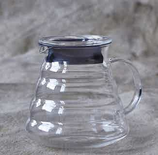 Hario V60   Glass Coffee Server from London Grade Coffee in Kitchen, Sustainable Homeware & Leisure