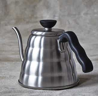 Hario V60   Stainless Steel Kettle from London Grade Coffee in Kitchen, Sustainable Homeware & Leisure