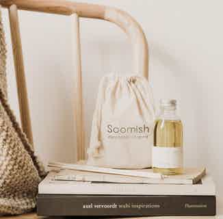 Natural Reed Base Diffuser | Spiced Orange | 12-16 weeks from Soomish in Scents & Fragrance, Homeware