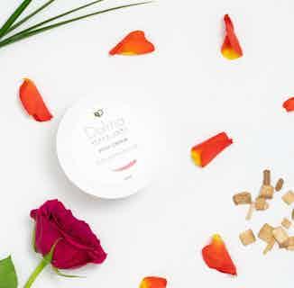 Rose & Shea Butter Body Cream 200g from Dolma in Body, Skincare