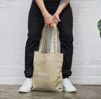 R-Kind   Certified Organic Cotton Tote Bag   Natural from Ration.L in Reusable Shoppers, Household & Laundry