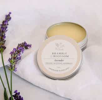 Organic Lavender Hand Balm   50g from Bramble & Blossom in Sustainable Beauty & Health,