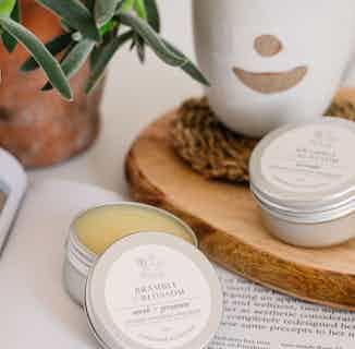 Organic Neroli & Geranium Hand Balm   50g from Bramble & Blossom in Sustainable Beauty & Health,