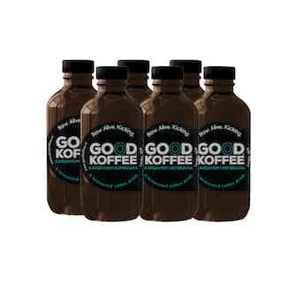 Kardamom Kombucha | Organic Coffee | 200ml | 3, 6 or 12 Bottles from Good Koffee in Coffee, Drinks