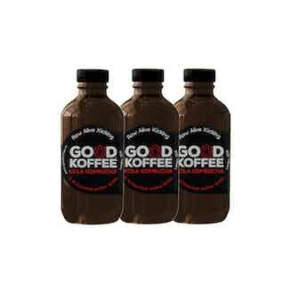 Kola Kombucha | Organic Coffee | 200ml | 3, 6 or 12 Bottles from Good Koffee in Coffee, Drinks