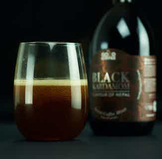 Flavour Of Nepal | Black Kardamom Organic Coffee Mixer from Good Koffee in Non-Alcoholic , Drinks