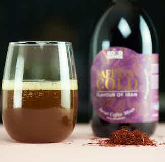 Flavour Of Iran | Organic Saffron Gold Coffee Mixer from Good Koffee in Non-Alcoholic , Drinks