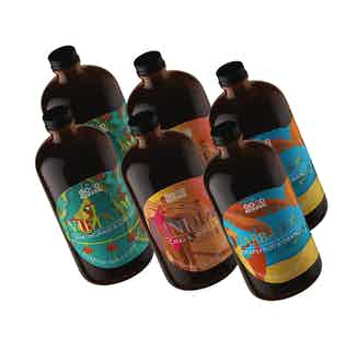 Mixed Adventure Pack   Social Organic Coffee Sparkling Tonic   6 or 12 Bottles from Good Koffee in Non-Alcoholic , Drinks