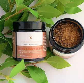 Beard & Body Scrub | Organic Sustainable Skincare from Kitchen Cosmetics in Sustainable Beauty & Health,