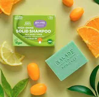 High Shine Solid Shampoo - 80g from Balade en Provence in Shampoo, Haircare