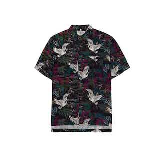 Dingwalls | Men's Organic Linen & TENCEL™ Shirt | Bali Dark from Komodo in Shirts, Tops