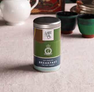 RAFA Natural Loose Leaf Tea | English Breakfast | 50g Tin from Rare Tea Company in Tea, Drinks