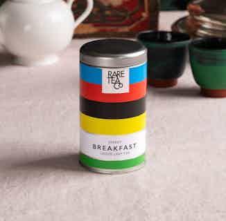 Natural Loose Leaf Tea | Speedy Breakfast | 50g Tin from Rare Tea Company in Tea, Drinks