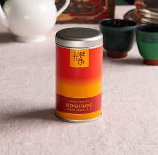 Natural Loose Leaf Tea | South African Wild Rooibos | 50g Tin from Rare Tea Company in Tea, Drinks