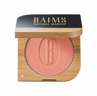 Satin Vegan Mineral Blush | 20 Peach from Baims Natural Makeup in Makeup & Cosmetics, Sustainable Beauty & Health
