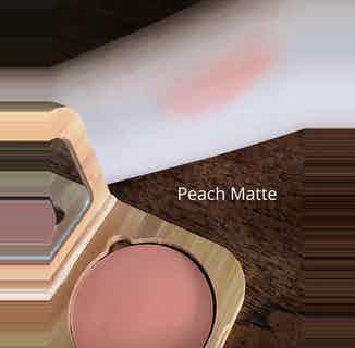 Satin Vegan Mineral Blush | 20 Peach | Refill from Baims Natural Makeup in Makeup & Cosmetics, Sustainable Beauty & Health