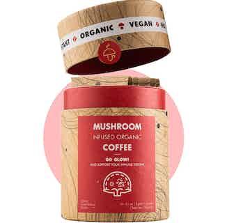 Go Sharp & Go Tireless & Go Glow Bundle | Organic Coffee | 6 Boxes from Mushroom Cups in Coffee, Drinks