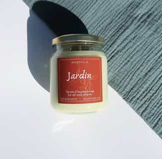 Jardin | Eco Soy Wax & Essential Oils Candle | 20cl from Scintilla in Sustainable Homeware & Leisure,