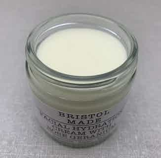 Facial Hydration Cream   Organic Rose Geranium   60ml from BristolMade in Face, Skincare