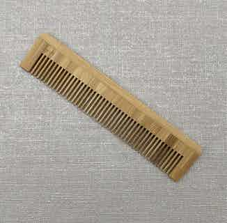 Natrual Bamboo Comb from BristolMade in Brushes and Tools, Haircare